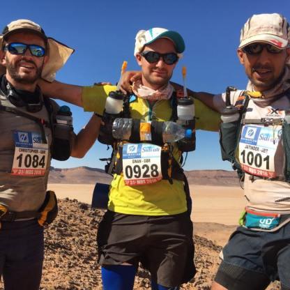 Marathon Des Sables amigos