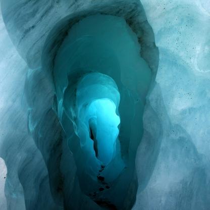 New Zealand - Fox Glacier, Cave