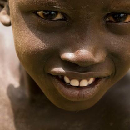 Ethiopia - Happy Kid