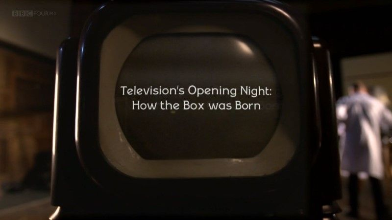 Television's Opening Night: How It WasBorn